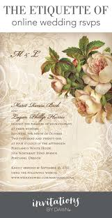 online wedding invitation online wedding rsvps etiquette invitations by