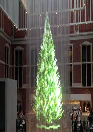 hologram tree lights decoration