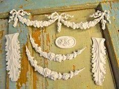 shabby chic rose u0026 floral furniture applique lot by diychicgirl