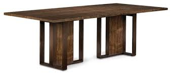 Wooden Base For Glass Dining Table Creative Ideas Dining Table Base Surprising Idea Glass