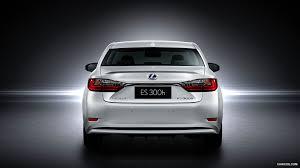 lexus es hybrid 2016 lexus es 300h rear hd wallpaper 5