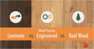 laminate versus engineered hardwood floors