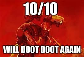 Doot Doot Meme - pray to mr skellington imgflip