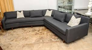 Mid Century Modern Sectional Sofa Paul Mccobb Sleek Mid Century Modern Vintage Sectional Sofa At 1stdibs