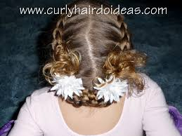 gymnastics picture hair style curly hairdo ideas toddler dance hairstyle