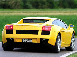 lamborghini back lamborghini gallardo 2003 picture 63 of 119