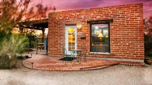 330 sq ft tiny brick house in tucson amazing small house