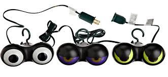 set of 3 peep n u0027 peepers flashing eyes halloween lights only