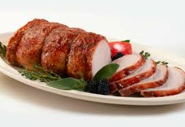 comment cuisiner roti de porc rôti de longe de porc grillé sur le barbecue coup de pouce