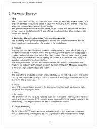 Food Industry Resume Fast Food Industry Analysis 2013