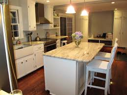 Before And After White Kitchen Cabinets Kitchen Rustic White Modern Normabudden Com