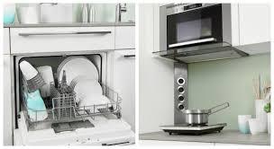 electromenager pour cuisine studio ou 2 pièces comment optimiser l espace darty vous