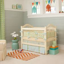 baby nursery alluring unisex blue baby nursery decoration using