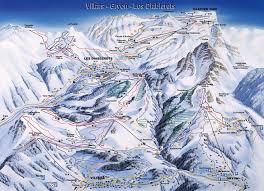 Alps On A Map Villars Sur Ollon Gryon Schweiz Tourismus