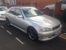 lexus altezza is200 toyota altezza not lexus is200 yamaha beams engine trd jdm