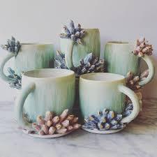 custom ceramic coffee mugs doubles as sculptural works of art