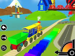 3d fun learning toy train game for kids u0026 toddlers android apps