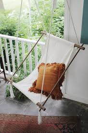 diy hanging lounge chair merrythought
