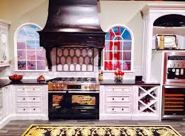 tipler design group and habersham home collaborate on transitional tipler design group executes dacor appliance showcase at the wynn