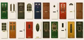 Green Upvc Front Doors by Upvc Doors Versus Composite Doors How To Build A House