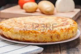 spanische k che pilze oliven und kartoffeln omelette typische spanische küche