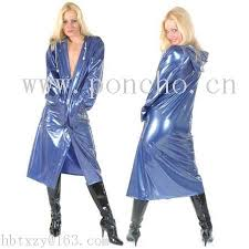 professional women u0027s rain coats fashion pvc rainwear work