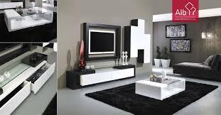 Wenge Living Room Furniture Television Furniture Bristol Alb Mobiliá E Decoração