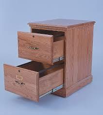 2 drawer file cabinet amish hills fine handmade furniture