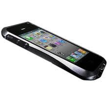 iphone 4s design iv design aluminium bumper for the iphone 4s 4 silver