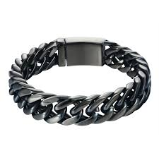 black bracelet box images V01yc 127 steelbracelet _8334_ jpg