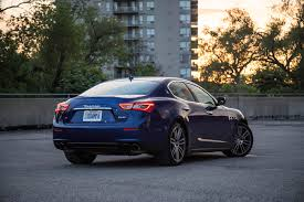 maserati ghibli sedan review 2016 maserati ghibli s q4 canadian auto review