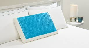 cool bed pillows product review comfortrevolution memory foam hydroluxe cooling