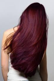 coke blowout hairstyle oxblood warm cherry hair color get yours at remy clips with clip in
