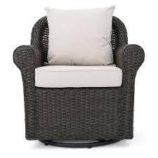 wicker recliner outdoor chair target