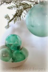 hang antique or breakable glass ornaments martha stewart