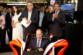 prince william and kate middleton met these entrepreneurs in india