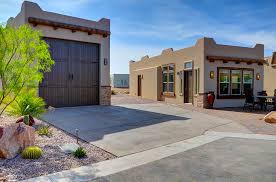 Rv Garage With Living Space Superstition Views Rv Resort In Gold Canyon Az For 55 Park