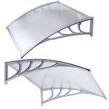 polycarbonate canopy awnings pc window and door canopy diy awning