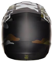 buy motocross bike fox racing green v1 camo motocross bike helmet buy fox racing