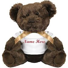 engraved teddy bears personalized teddy