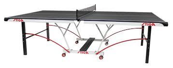 stiga deluxe table tennis table cover st3100 stiga north america