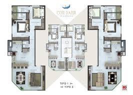 Cote D Azur Floor Plan by Cote D U0027azur Residence Prontos Para Morar Empreendimentos