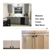 kitchen cabinet door knobs black black cabinet pull knobs for kitchen ls6050bk