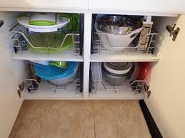 kitchen cabinet roll out shelves me and my captain