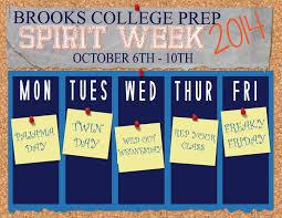 spirit week gwendolyn brooks college prepatory academy