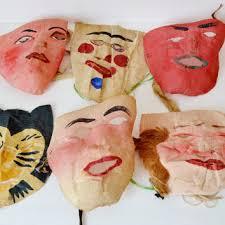 vintage masks vintage cloth masks painted from relicsandrhinestones