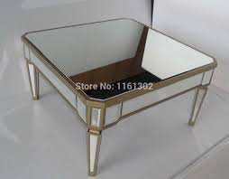 Mirror Glass Coffee Table by Compare Prices On Glass Coffee Table Online Shopping Buy Low