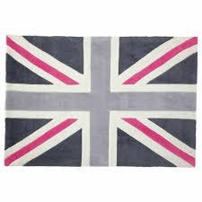 British Flag Area Rug Black And Grey Union Jack Rug Roselawnlutheran
