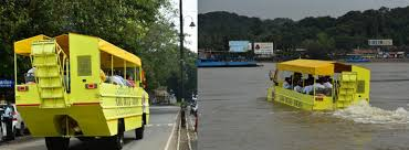 amphibious vehicle duck goa first state to introduce duck boat tours in indiagoa first