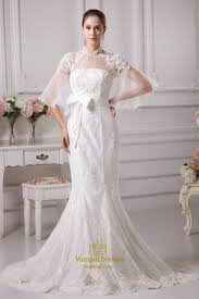 trumpet wedding dresses long sleeve bridal dresses with long